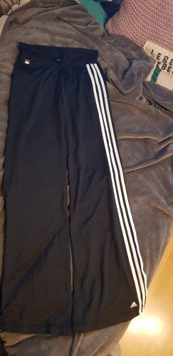 Adidas Originals pantalonera blanco-negro