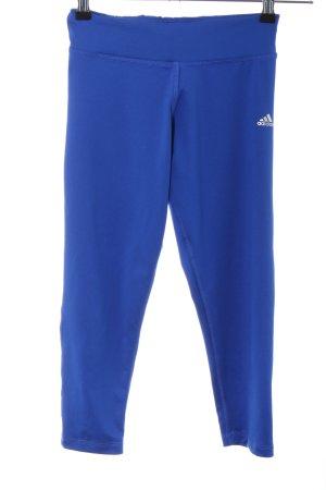 Adidas Sporthose blau schlichter Stil