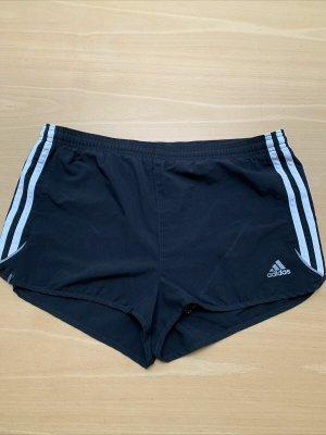 Adidas Short de sport noir polyester