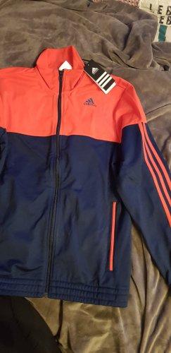 Adidas Originals Sports Jacket bright red-dark blue