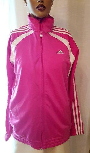 Adidas Stellasport Gilet de sport rose fluo