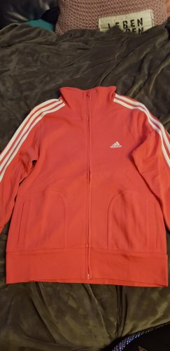 Adidas Originals Chaqueta deportiva blanco puro-rojo claro