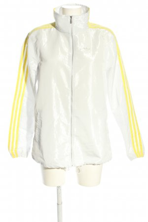 Adidas Sports Jacket white-primrose casual look