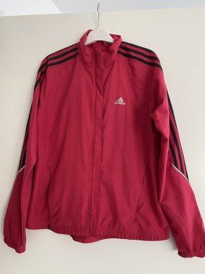 Adidas Giacca sport rosa-magenta Poliestere