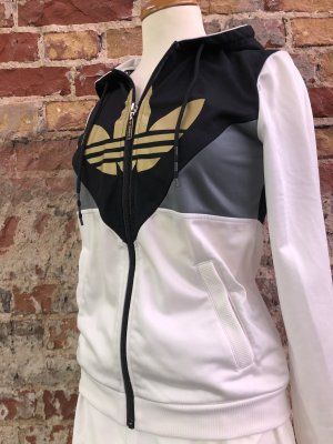 Adidas Giacca fitness multicolore
