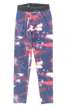 Adidas Pantalone da ginnastica multicolore Poliestere