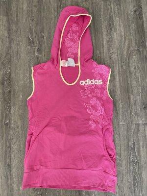 Adidas Koszulka sportowa różowy-bladożółty