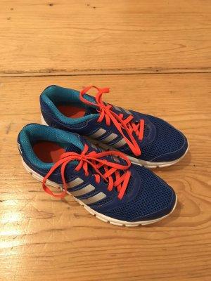 Adidas Sportschuh Laufschuh Training blau 38