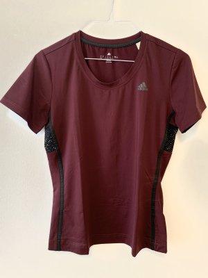Adidas Sports Shirt bordeaux