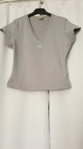 Adidas Originals Sports Shirt light grey-grey