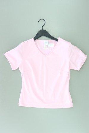 Adidas Camisa deportiva rosa empolvado-rosa-rosa claro-rosa poliamida