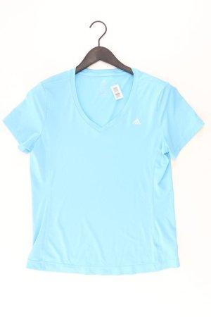 Adidas T-shirt de sport bleu-bleu fluo-bleu foncé-bleu azur