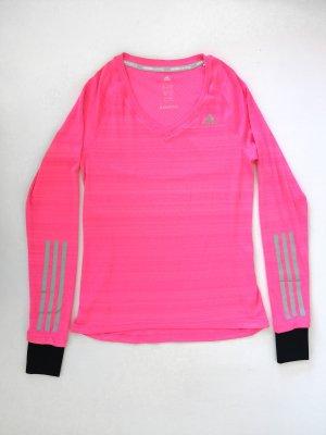 Adidas Sports Shirt pink-neon pink