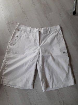 Adidas Pantalón corto deportivo blanco