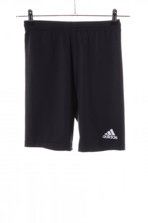 Adidas Sportshorts schwarz sportlicher Stil