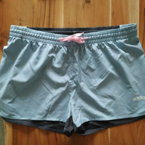 Adidas Pantalón corto deportivo multicolor