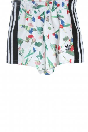 Adidas Sport Shorts allover print casual look