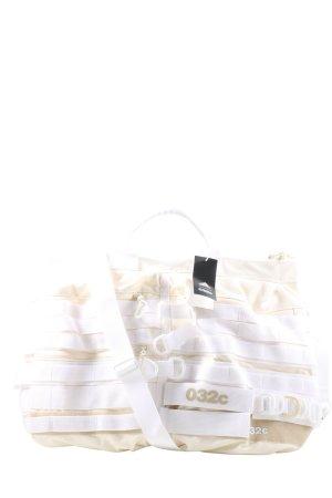 Adidas Sports Bag white-cream casual look