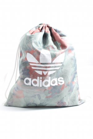 Adidas Sports Bag abstract pattern casual look