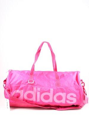 Adidas Sporttasche pink sportlicher Stil