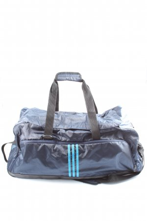 Adidas Sporttas gestreept patroon casual uitstraling
