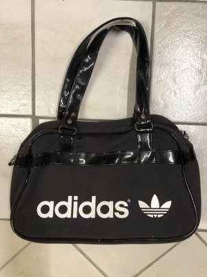 Adidas Sporttasche Weekender schwarz