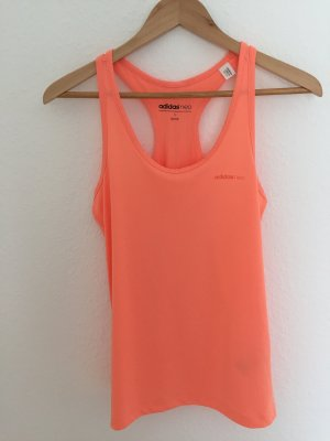 Adidas NEO Sports Tank neon orange