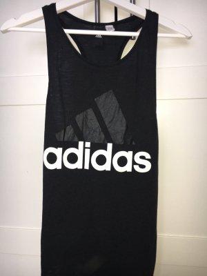 Adidas Sporttop zwart-wit