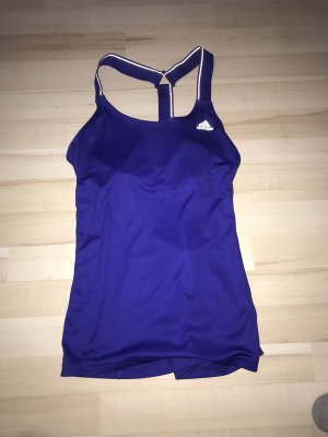 Adidas Débardeur de sport violet