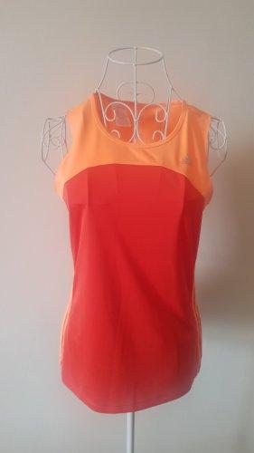 Adidas Débardeur de sport orange-abricot