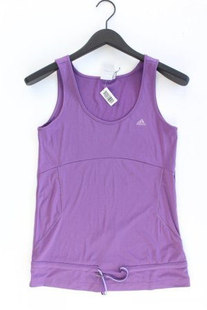 Adidas Sporttop lila-mauve-paars-donkerpaars Polyester