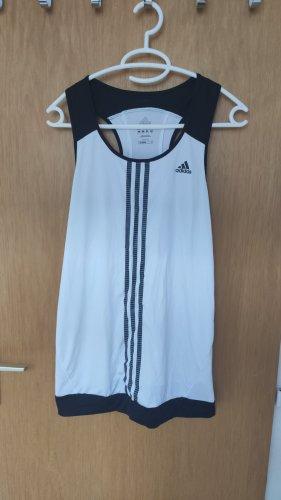 Adidas Canotta sportiva bianco-nero