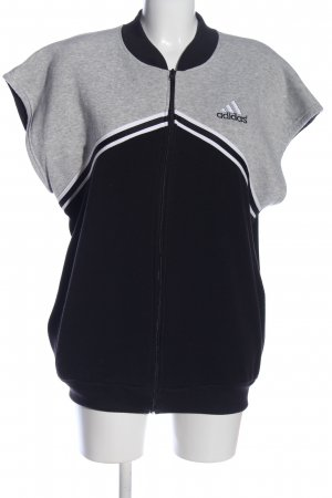 Adidas Sports Vests flecked casual look