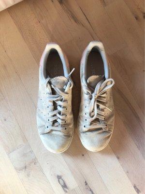 adidas stan smith Sneakers met veters room-lichtroze
