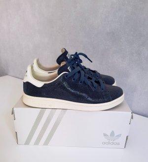 Adidas Originals Sneakers met veters blauw Leer