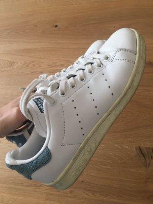 Adidas Stan Smith 38 weiß hellblau