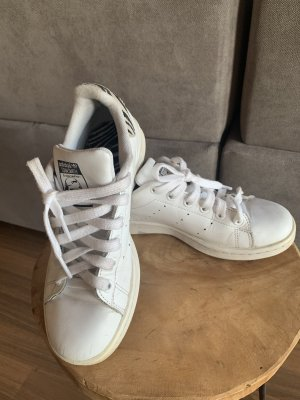 adidas stan smith Lace-Up Sneaker white
