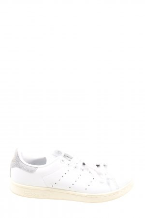 Adidas Stan Smith Adicolor Zapatilla brogue blanco-gris claro look casual