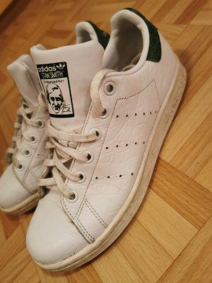 Adidas Stan Smith Adicolor Zapatilla brogue blanco-verde