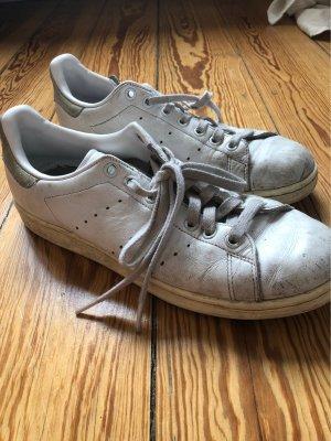 adidas stan smith Zapatilla brogue blanco-turquesa