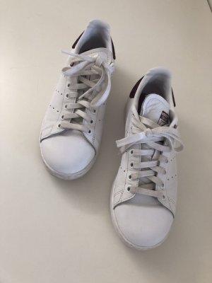 Adidas Stan Smith Adicolor Sznurowane trampki biały