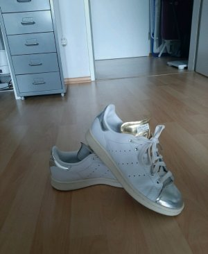 Adidas- Stan Smith in Gold/Silber