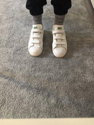 Adidas Stan Smith mit Klettverschluss
