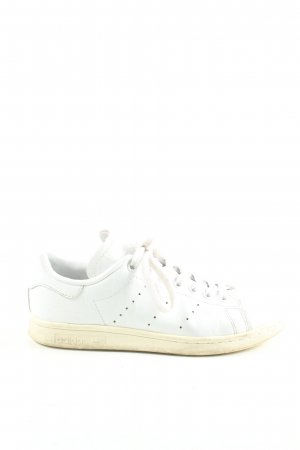 adidas stan smith Lace-Up Sneaker white casual look