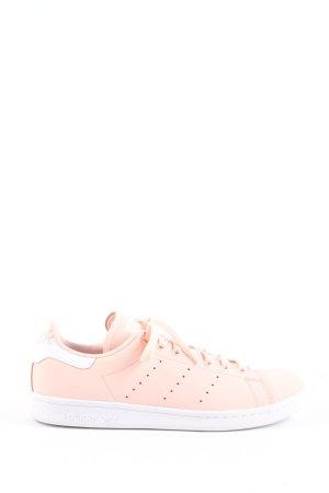 Adidas Stan Smith Adicolor Zapatilla brogue rosa-blanco