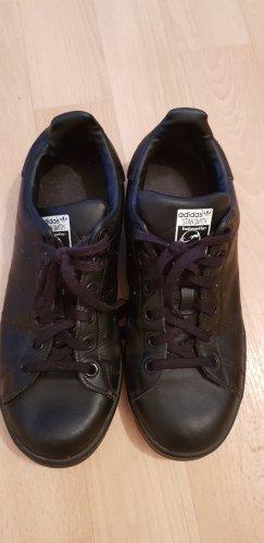 adidas stan smith Sneakers met hak zwart