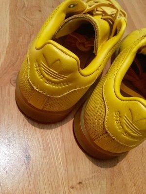 adidas stan smith Sneakers met veters geel