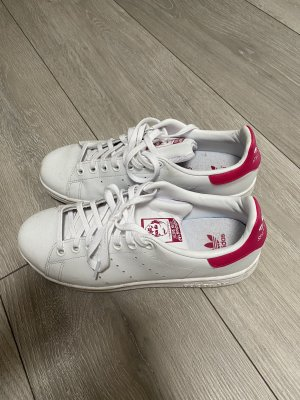 Adidas Stan Smith Sneaker Rosa Weiss