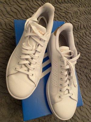 Adidas Stan Smith Sneaker weiß/gold