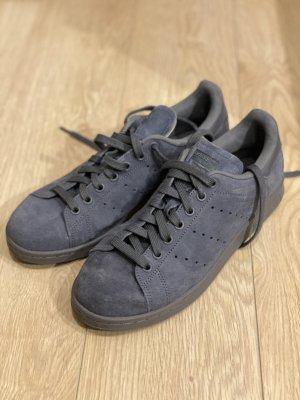Adidas Stan Smith suede onyx grau, Gr. 7